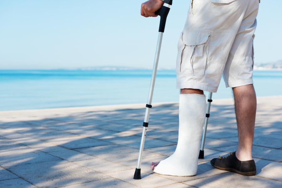 Reiseversicherung (Krankheit / Unfall)