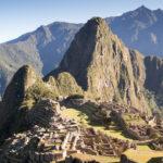 Machu Picchu Übersicht