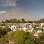 Arequipa Vulkan Misti