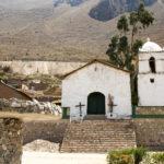 Kirche Colca Canyon