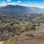 Colca Canyon Anbauterrassen