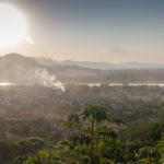 Sunset Rurrenabaque