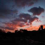 Maragua Sonnenuntergang