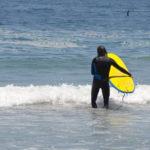 Surfversuche