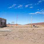 Grenzübergang San Pedro de Atacama