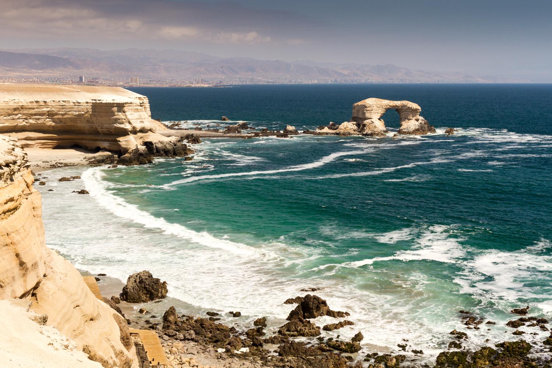 Antofagasta -> La Serena