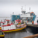 Fähre nach Puerto Natales