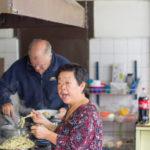Ping, die Küchenchefin