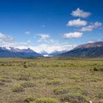 Perito Moreno aus Distanz