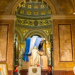 Grab von San Martin