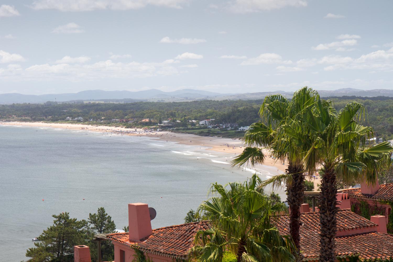 In der nähe von Punta del Este