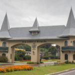 Eingangstor zu Gramado