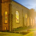 Die Kirche Gramados