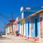 karibische Farben
