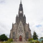 Die Kathedrale von Canela