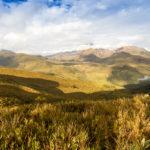 Kolumbianische Anden