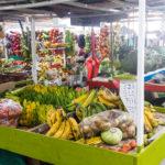 die Früchtevielfalt in Kolumbien ist riesig