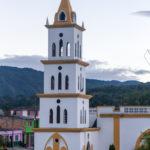 eine der Kirchen San Agustins