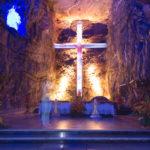 das weltweit grösste unterirdische Kreuz