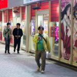 Streetfotografie in Akihabara