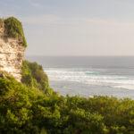 Steilküste im Süden Balis