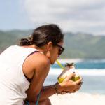 Kokosnusszeit