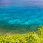 blue water Lombok