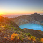 Sunrise Kelimutu