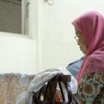 Batikarbeiterinnen