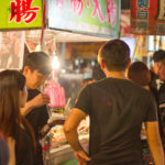 Nachtmarkt in Tainan